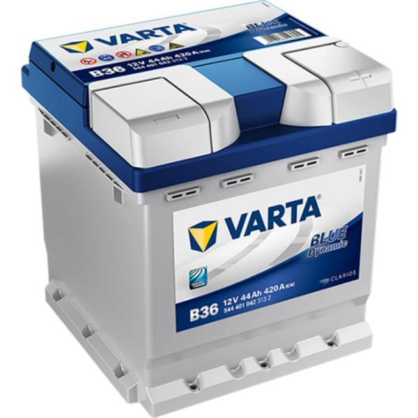 Varta B36 Blue Dynamic 544 401 042 Autobatterie 44Ah