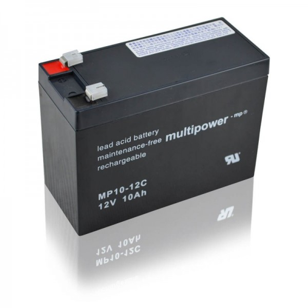 Multipower-MP10-12C-10Ah-AGM-Batterie