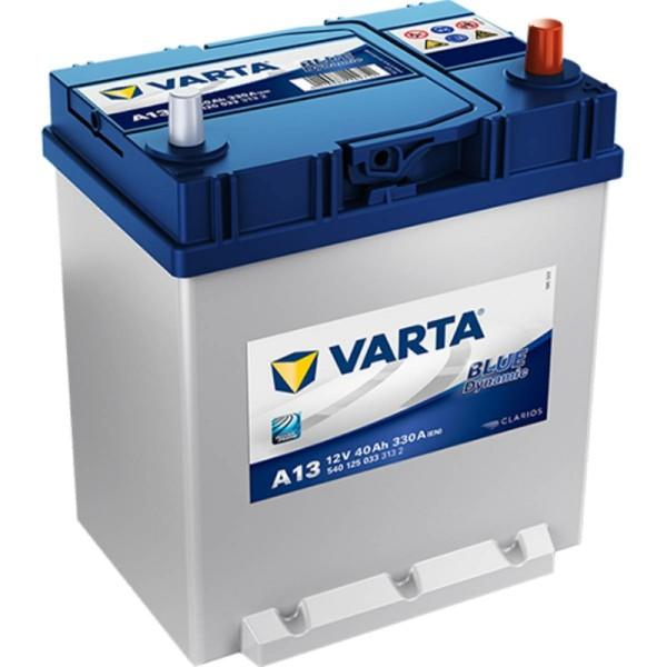 Varta A13 Blue Dynamic 540 125 033 Autobatterie 40Ah