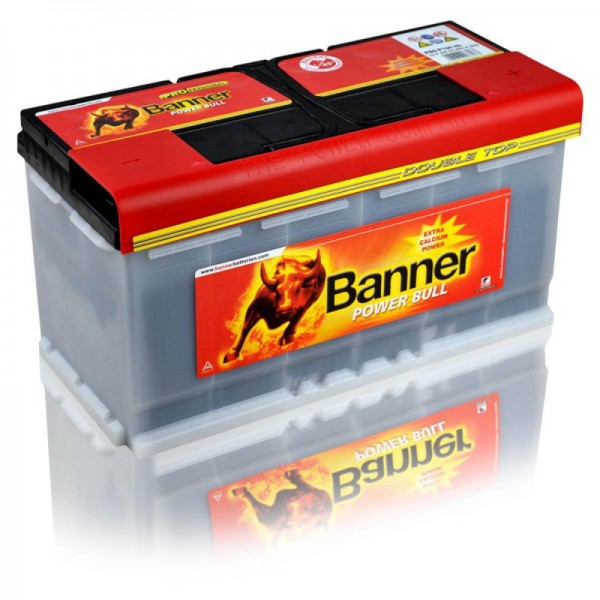 Banner-P10040-Power-Bull-Professional-100Ah-Autobatterie