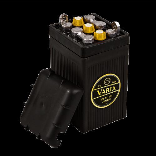 VARTA 008 011 004 Classic 6V Oldtimer-Batterie 8Ah B49-6/G02 4