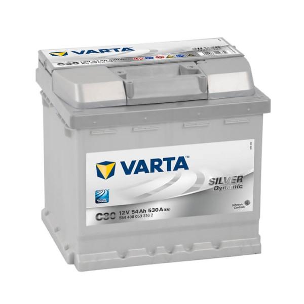 Varta-C30-Silver-Dynamic-54Ah-Autobatterie