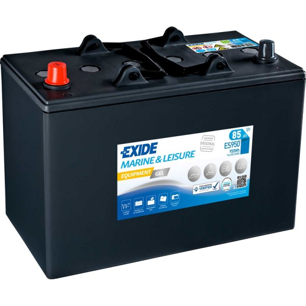 Exide-ES950-Equipment-Gel-85Ah-Batterie-Gel-G85