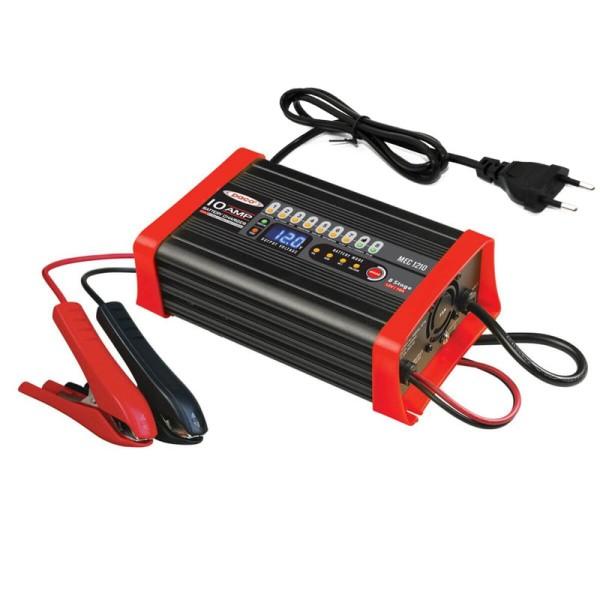 PACO MEC1210 10A/12V Batterieladegerät