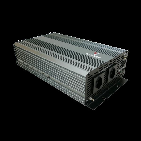 VOLTIMA VSM3012 Wechselrichter 3000W/12V modifizierte Sinuswelle