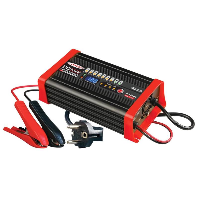 paco mec1220 20a 12v batterieladeger t auto