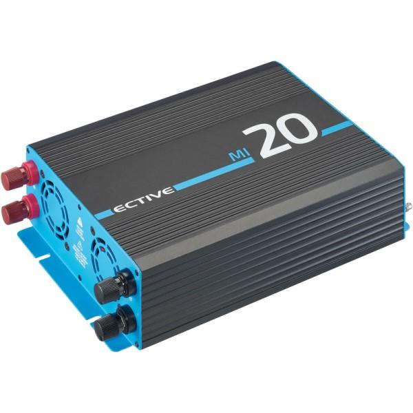 ECTIVE MI 20 2000W/12V Wechselrichter mit modifizierter Sinuswelle