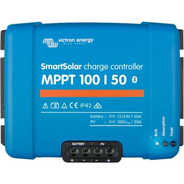 Victron SmartSolar MPPT 100/50 (12/24V-50A)
