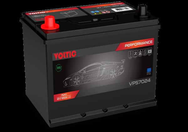 Voltic VP57024 Perfomance 75Ah Autobatterie 570 413 063
