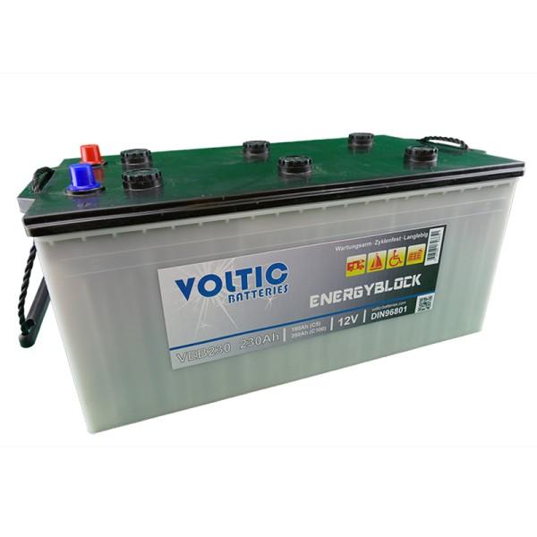 VOLTIC VEB230 EnergyBlock 96801 230Ah Batterie
