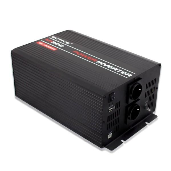 ECTIVE MI304 Power-Inverter 3000W/24V Wechselrichter