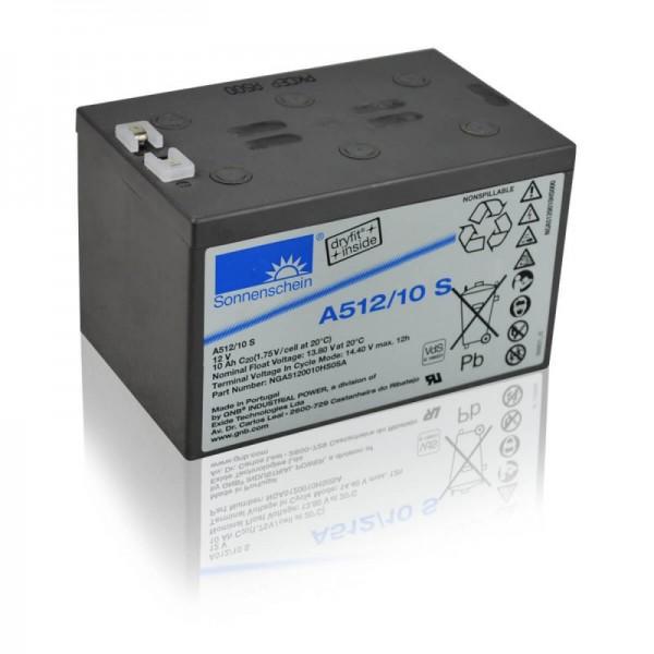 Sonnenschein-GEL-A512-10-S-10Ah-12V-Batterie