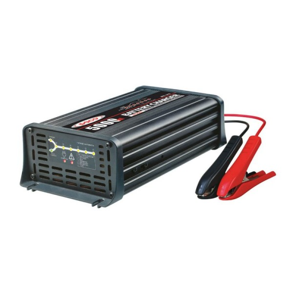 PACO MBC2405 5A/24V Batterieladegerät