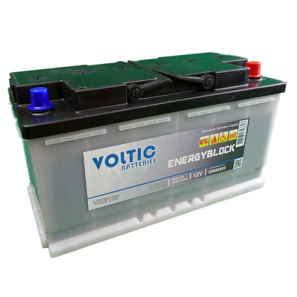 VOLTIC VEB100 EnergyBlock 95751 100Ah Batterie