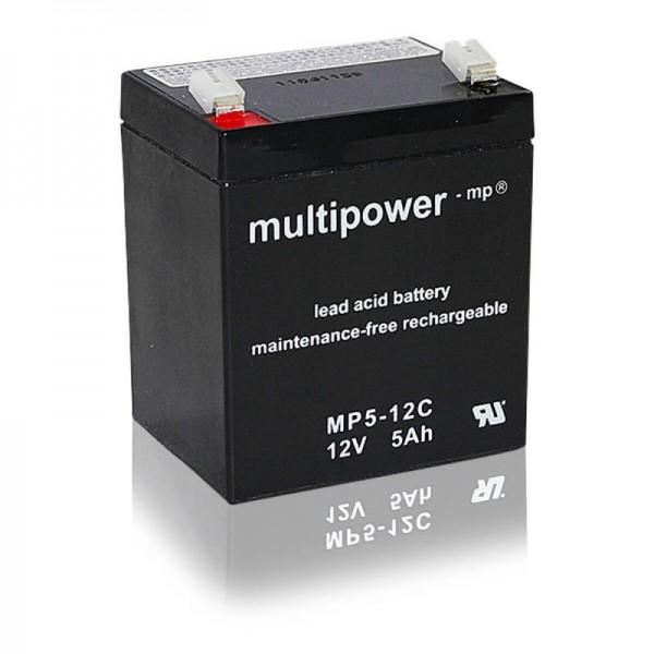 Multipower-MP5-12C-5Ah-AGM-Batterie