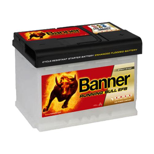 Banner 560 11 Running Bull EFB Autobatterie 60Ah