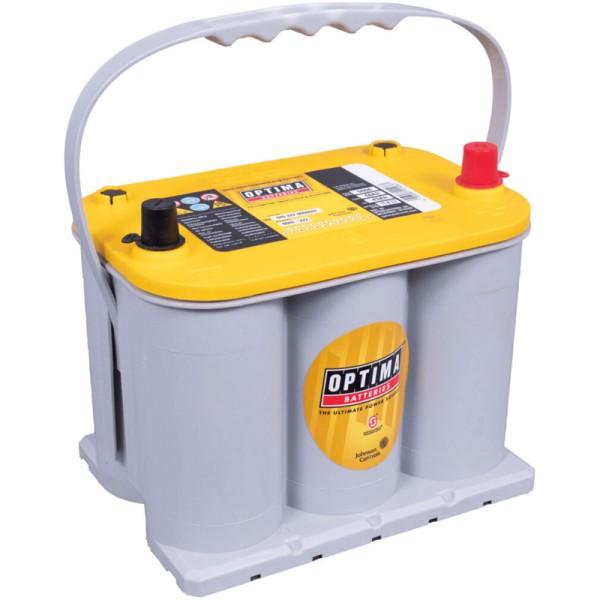 Optima YT R 3,7 YellowTop 48Ah Batterie