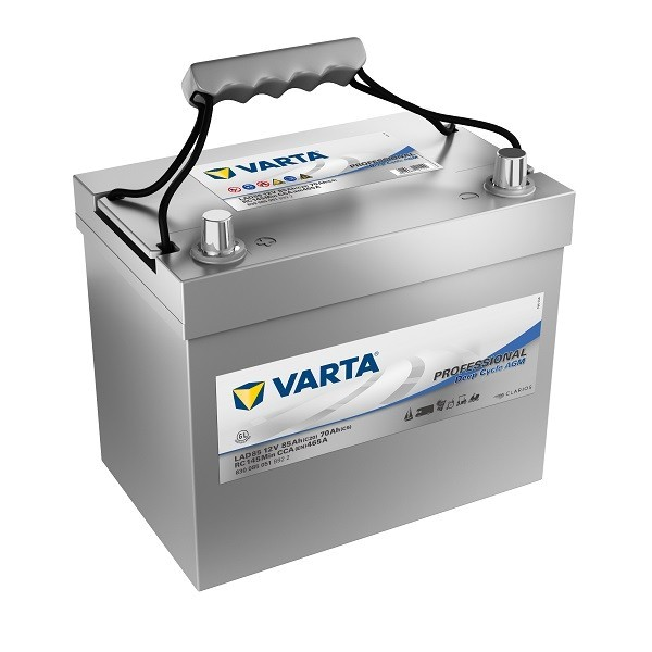 Varta LAD85 Professional DC AGM 85AH Batterie