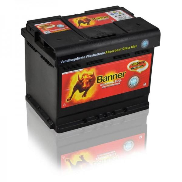 Banner-56001-Running-Bull-AG- 60Ah-Autobatterie