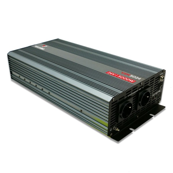 VOLTIMA VSM5024 (DE) Wechselrichter 5000W/24V modifizierte Sinuswelle
