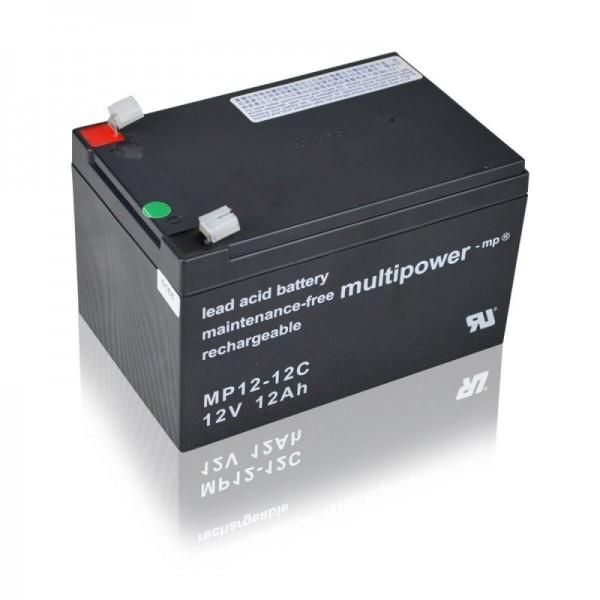 Multipower-MP12-12C-12Ah-AGM-Batterie