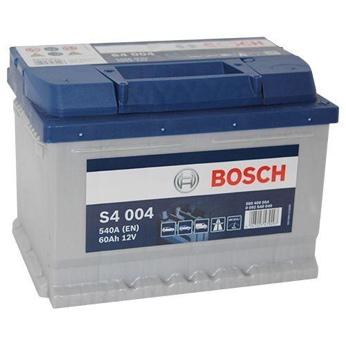 Bosch S4 004 60Ah Autobatterie 560 409 054
