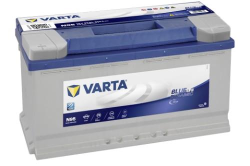 Varta N95 Blue Dynamic EFB 595 500 085 Autobatterie 95Ah