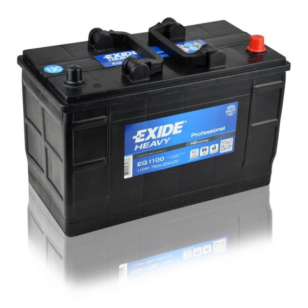 Exide-EG1100-Heavy-Professional-110Ah-LKW-Batterie