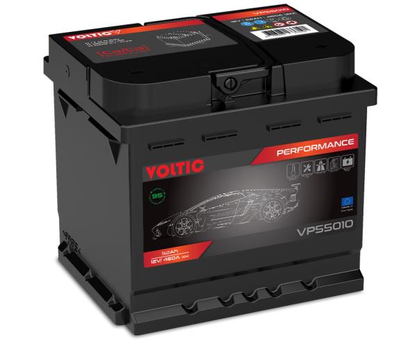 Voltic VP55010 Perfomance 52Ah Autobatterie 552 400 047