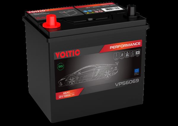 Voltic VP56069 Perfomance 65Ah Autobatterie 560 411 054