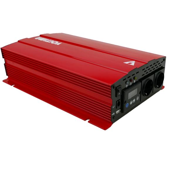 VOLTIMA VSI152 Sinus-Inverter 1500W/12V Sinus-Wechselrichter