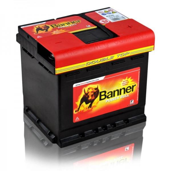 Banner-P5003-Power-Bull-50Ah-Autobatterie