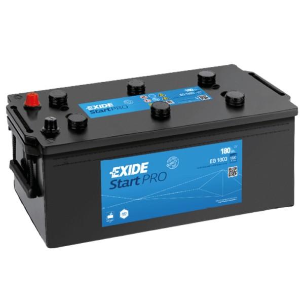Exide EG1803 StartPRO 180Ah LKW-Batterie