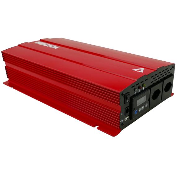 VOLTIMA VSI202 Sinus-Inverter 2000W/12V Sinus-Wechselrichter (CH)