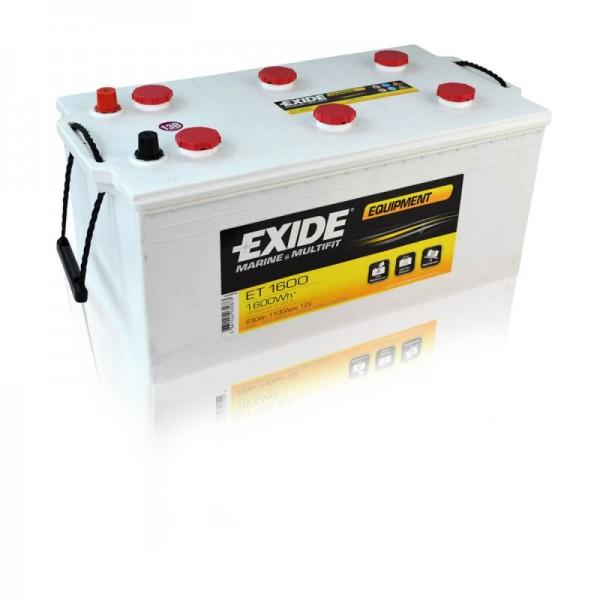 Exide-ET1600-Equipment-Semi-traction-230Ah-Batterie