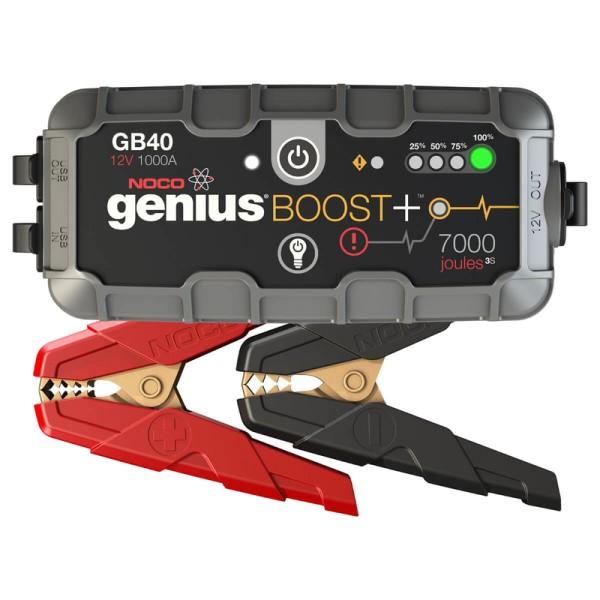 NOCO Genius Boost HD GB40 Jumpstarter 12V 1000A Starthilfe