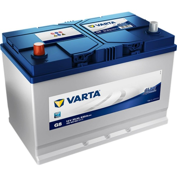 Varta G8 Blue Dynamic 595 405 083 Autobatterie 95Ah