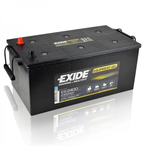 Exide-ES2400-Equipment-Gel-210Ah-Batterie-Gel-G210
