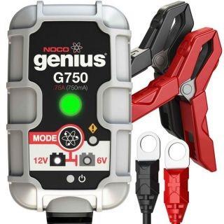 NOCO Genius G750 EU 6V/12V 0,75A Batterieladegerät