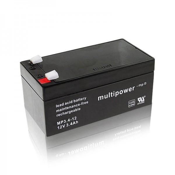 Multipower-MP3,4-12-3,4Ah-USV-Batterie