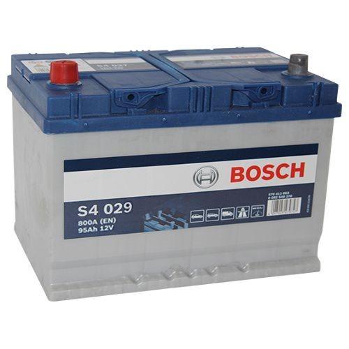 Bosch S4 029 95Ah Autobatterie 595 405 083