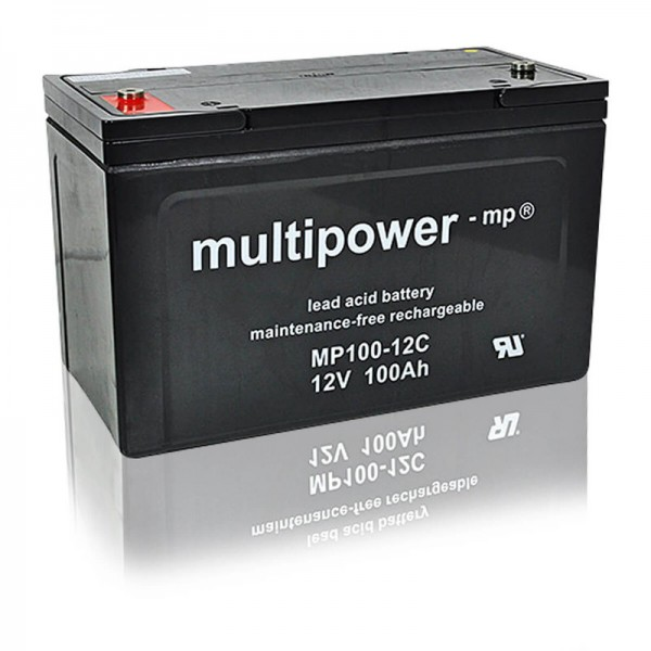 Multipower-MP100-12C-100Ah-AGM-Batterie