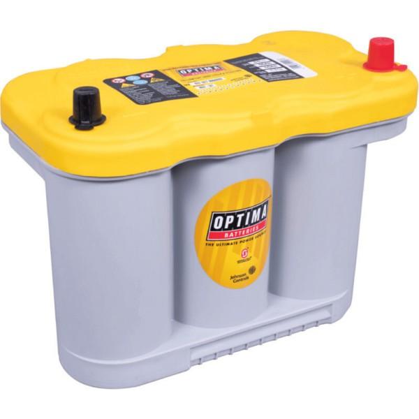 Optima YT R 5,0 YellowTop 66Ah Batterie