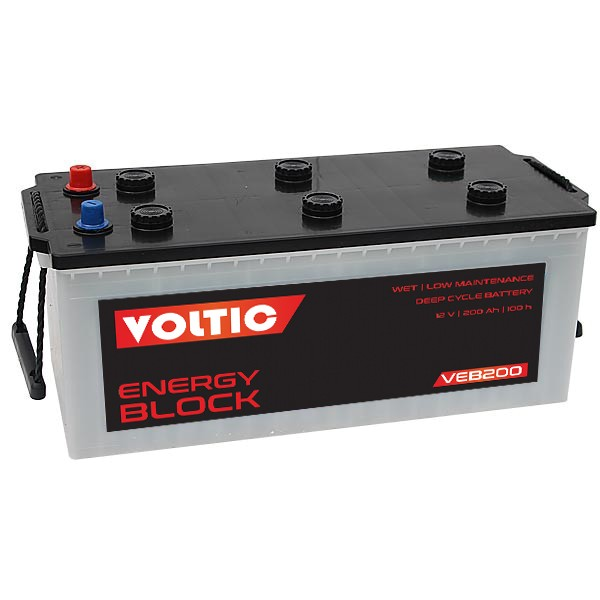 VOLTIC VEB200 EnergyCell 96351 200Ah Batterie
