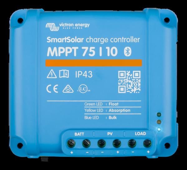 Victron SmartSolar 75/10 MPPT Solar-Laderegler 12V/24V Batterie