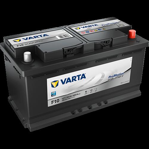 VARTA F10 ProMotive Heavy Duty 588 038 068 LKW-Batterie 88Ah