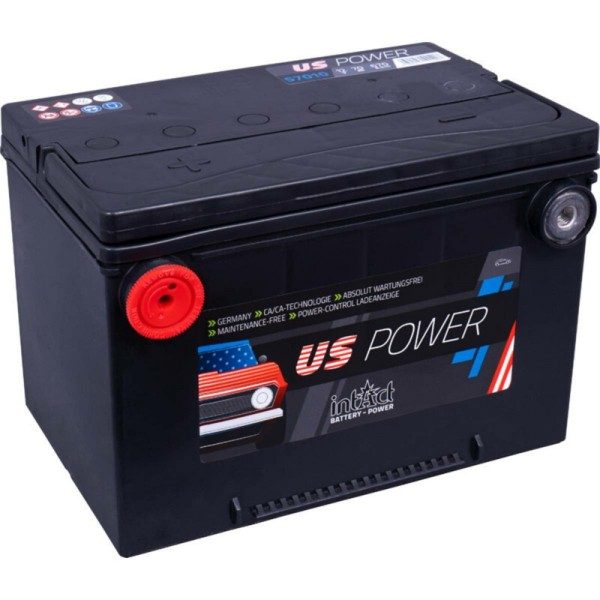 Intact 57010 US-Power Autobatterie 70Ah
