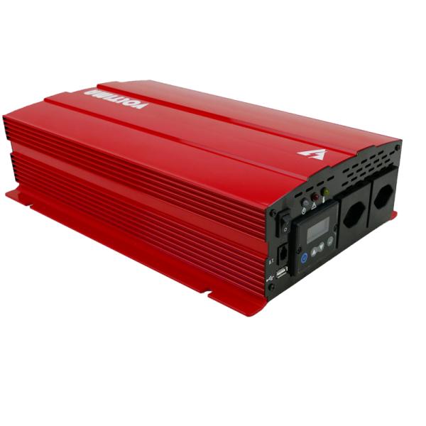 VOLTIMA VSI152 Sinus-Inverter 1500W/12V Sinus-Wechselrichter (CH)