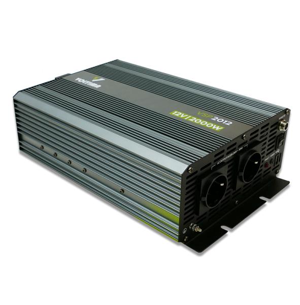 VOLTIMA VSP2012 Sinus-Inverter 2000W/12V Sinus-Wechselrichter